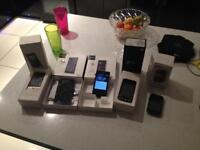 Job lot of phones guys willing to post no PayPal soz £45 all in posted