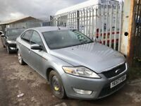 Ford Mondeo diesel 2008 year spare available bumper bonnet radiator lights doors