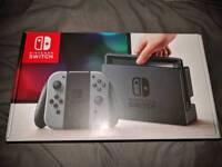 Nintendo Switch boxed unopened