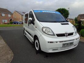 Vauxhall Vivaro 1.9 CDTI 100SWB 6 seaters - Omagh