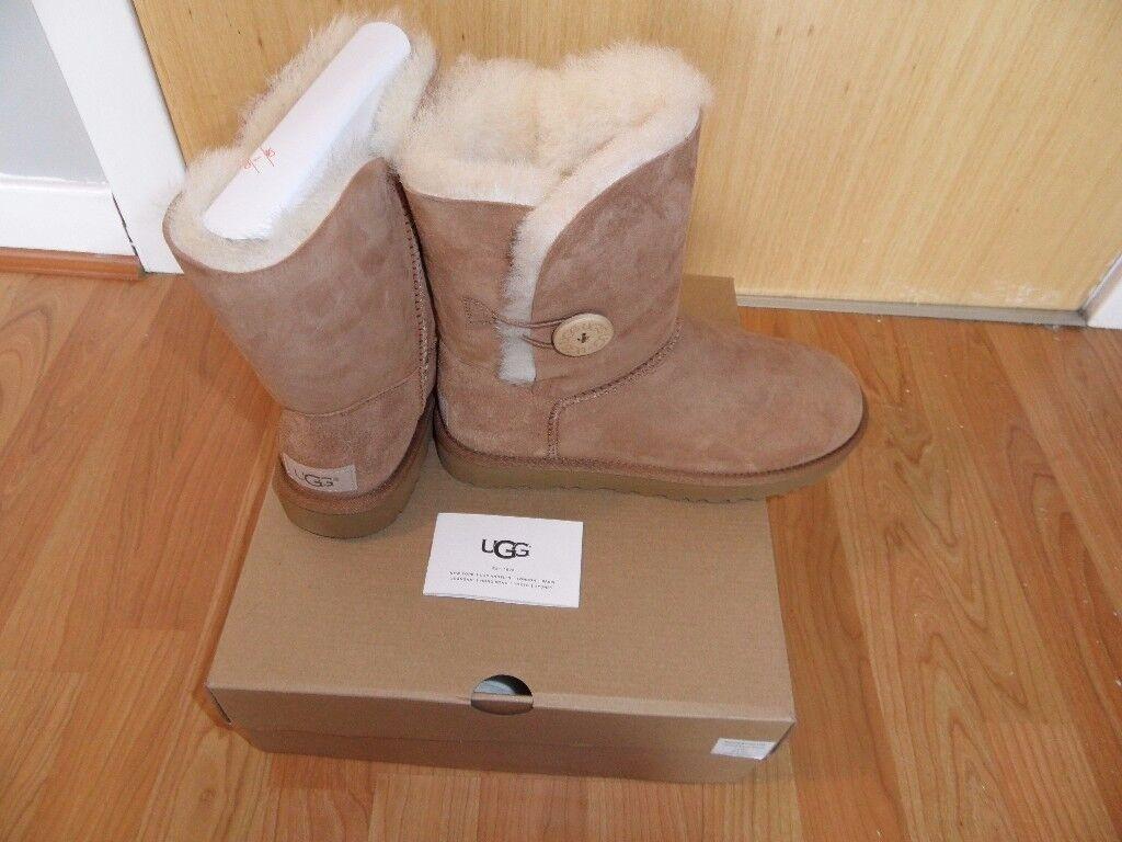 Genuine Bailey UGG Boots