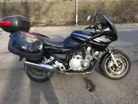 900 cc Yamaha diversion xj900s xj900 S tourer cruiser with luggage px