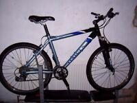 lightweight mans mountain bike