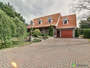 578 000$ - Maison 2 étages à vendre à Auteuil