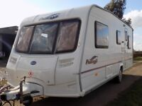 BAILEY PAGEANT series 5 - PROVENCE– 2005 – 5-berth caravan