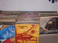 VINYL RECORD COLLECTION PLUS VARIOUS CD'S