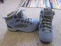 Regatta Womens Turnstone X-LT Walking Boots - Light blue