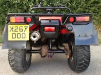 HONDA TRX 350 ROAD LEGAL ATV FARM QUAD 420 250 300 500 GRIZZLY