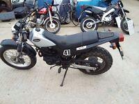 Yamaha TW125 2003