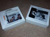 U2 Boy & October Remastered CD & T-Shirt Box Sets