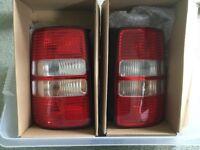 VW CADDY REAR LIGHTS