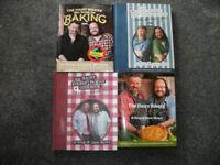 4 Hairy Bikers Cook Books