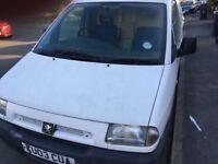 Peugeot expert spares or repairs