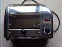Dualit Vario 3 Slot Toaster - Immaculate