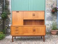 G Plan Teak Sideboard. Mint condition. Delivery possible.