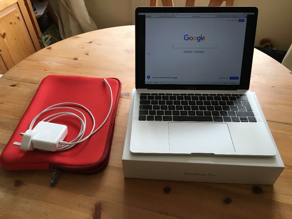 MacBook Pro 13 inch, 2016 2GHz i5 8GB 256GB SSDin Southwater, West SussexGumtree - MacBook 13 inch 2016 2GHz i5 8GB RAM 256GB SSD with zip case, original box and 1 USB to USB C adapter Great condition Available for collection in Southwater collection only or I can deliver in local area. Will not post or send by mail overseas