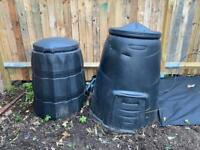 FREE compost bin & water butt