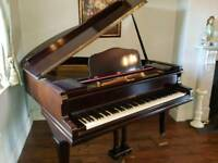 STECK GRAND PIANO - SUPER CONDITION - LOVELY CASE - GORGEOUS TONE