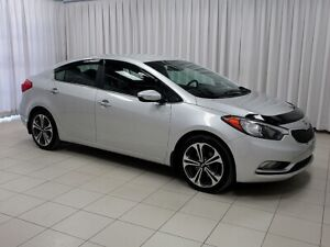 2014 Kia Forte EX GDI SEDAN. TEST DRIVE TODAY !! w/ ALLOY WHEELS