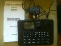Alesis SP-16 16bit Drum Machine