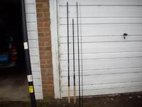 4 PIECE SWIMING ROD 10 OR 18 FT ROD BRAND NEW NEVER BEEN USED