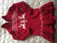 Ralph Lauren winter dress 9 months+