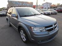 2009 Dodge Journey R/T CUIR NAVY MAGS