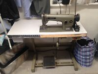 Industrial sewing machine. Brother