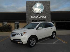 2010 Acura MDX TECH PACKAGE!  FINANCING AVAILABLE
