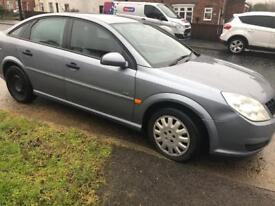 2007 (56) Vauxhall vectra life