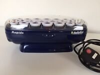BaByliss Rapide Heated Rollers Set