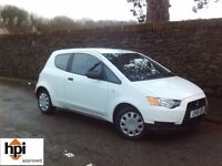 2010 10 Mitsubishi Colt CZ1 1.1 - Only 56000 Miles - Full Service History - Group 1 Insurance