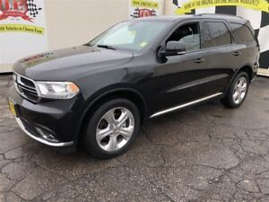 2015 Dodge Durango Limited, Navigation, Leather, Sunroof AWD