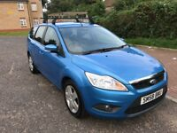2009 Ford Focus 1.6 TDCi Style 5dr Manual @07445775115@