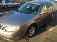 2007 56 Saab 93 tdi 1.9 MOT 2018 service history excellent condition for year only 98,000 miles