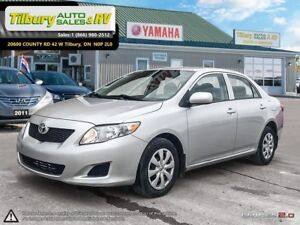 2010 Toyota Corolla CE *NEW FRONT BRAKES*