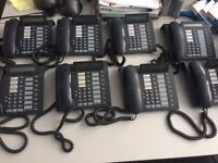 Siemens office phones and switchboard