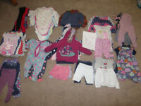 Bundle / Joblot of Baby clothes 2-3 Years - 78 Items