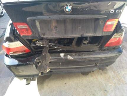 CAR FOR PARTS/WRECKING BMW E46 330ci COUPE Seven Hills Blacktown Area Preview