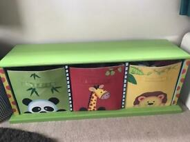 Sunny safari toy storage
