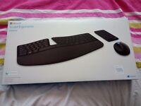 !Brand New! Microsoft Sculpt Ergonomic Keyboard Set