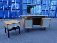 Vintage G Plan E Gomme Tola Wooden Dressing Table,Can Deliver
