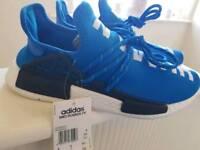 Adidas trainers human race size 9