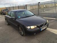 2002 Volvo S60 2,0 litre 5dr automatic