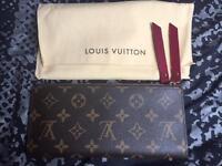 Louis Vuitton Adele Wallet