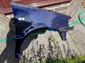Vw polo drivers wing For 6n2