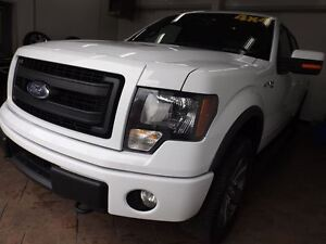 2014 Ford F-150 FX4 4X4 SUPERCREW CAB 5.0L Kitchener / Waterloo Kitchener Area image 9