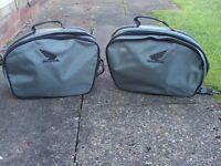 Honda CBF 1000 Pannier Bags 21L to 33L Price £40