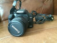 Canon digital camera EOS 500D SLR