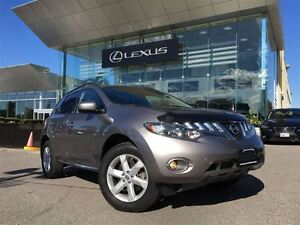 2010 Nissan Murano 1owners AWD BUcam